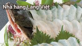 Nhà hàng Làng Việt Nha Trang