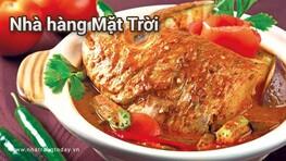 Nhà hàng Mặt Trời Nha Trang