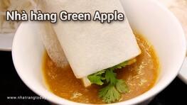Nhà hàng Quả Táo Xanh - Green Apple Nha Trang