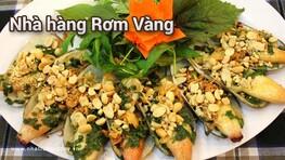 Rơm Vàng Restaurant Nha Trang