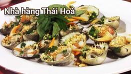 Nhà hàng Thái Hòa Nha Trang