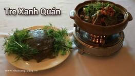 Nhà hàng Tre Xanh Quán Nha Trang