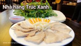 Nhà hàng Trúc Xanh Nha Trang