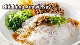 Nhà hàng Xưa và Nay Nha Trang