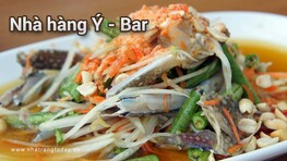 Y - Bar Restaurant Nha Trang