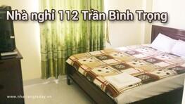 Nhà nghỉ 112 Trần Bình Trọng Nha Trang