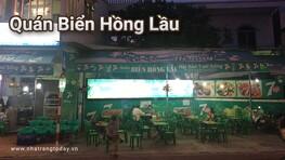 Hải sản Biển Hồng Lầu Nha Trang