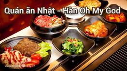Quán ăn Nhật - Hàn Oh My God Nha Trang