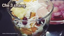 Chè 3 chàng Nha Trang