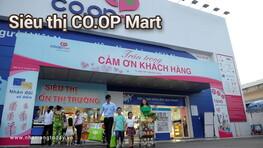 Siêu thị Coopmart Nha Trang