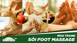 Sỏi Foot Massage Nha Trang