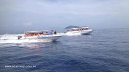 Cho Thuê Tàu - Cano Tham Quan Đảo Nha Trang Giá Tốt Nhất