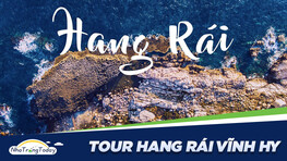 ✅ Tour Bình Hưng - Hang Rái - Đồng Cừu