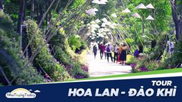 ✅Tour Đảo khỉ + Đảo Hoa Lan