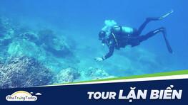 ✅ Tour Lặn Biển Nha Trang 1 Ngày