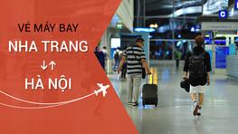 Vé Máy Bay Khứ Hồi Nha Trang - Hà Nội