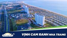 Vịnh Cam Ranh Nha Trang Khánh Hoà - Cảng Biển Nước Sâu Tuyệt Đẹp