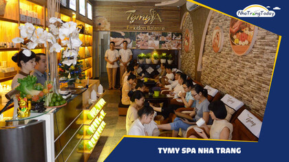 TyMy Spa Nha Trang