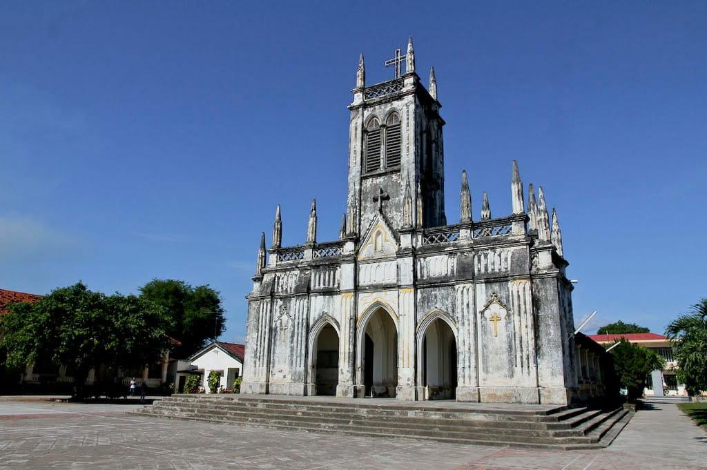 Nhà Thờ Hà Dừa