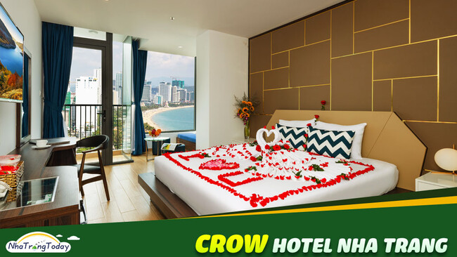 Khách sạn Crow Nha Trang