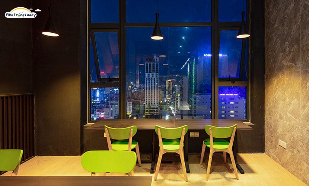 Khách sạn Agnes Nha Trang- Coffe bar