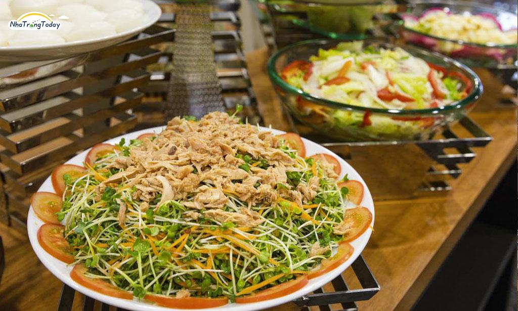 Khách sạn Agnes Nha Trang- Nhà hàng