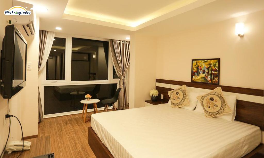 khách sạn Cliff House Nha Trang