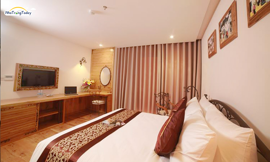 Khách sạn Edele Nha Trang - Premie room