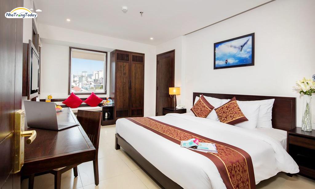 Khách sạn Edele Nha Trang - Deluxe room