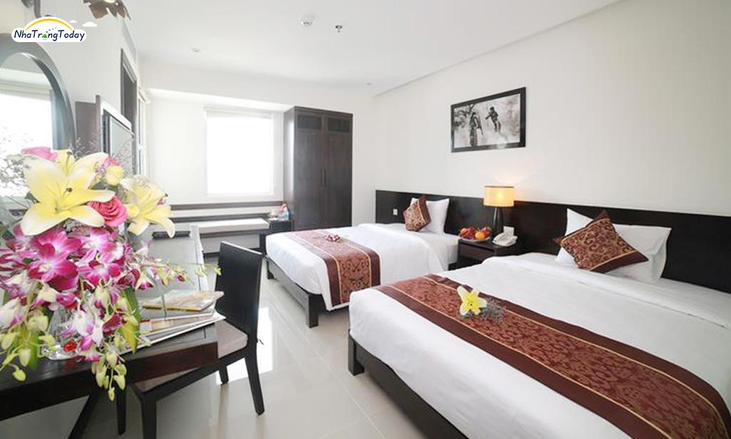 Khách sạn Edele Nha Trang -Deluxe room