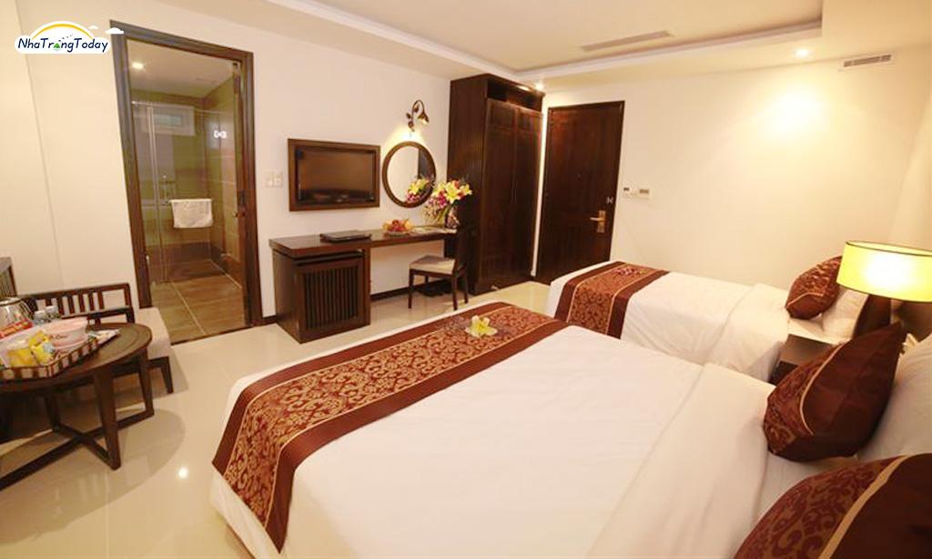 Khách sạn Edele Nha Trang - Superior room