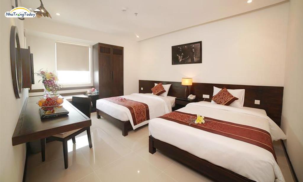Khách sạn Edele Nha Trang -Senior Deluxe room