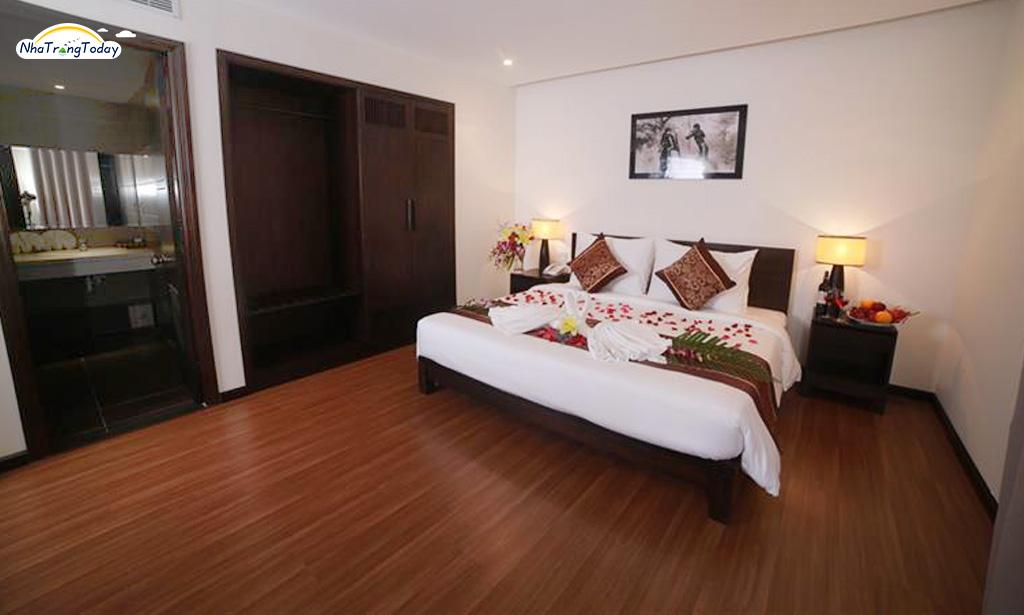 Khách sạn Edele Nha Trang - Senior Deluxe room
