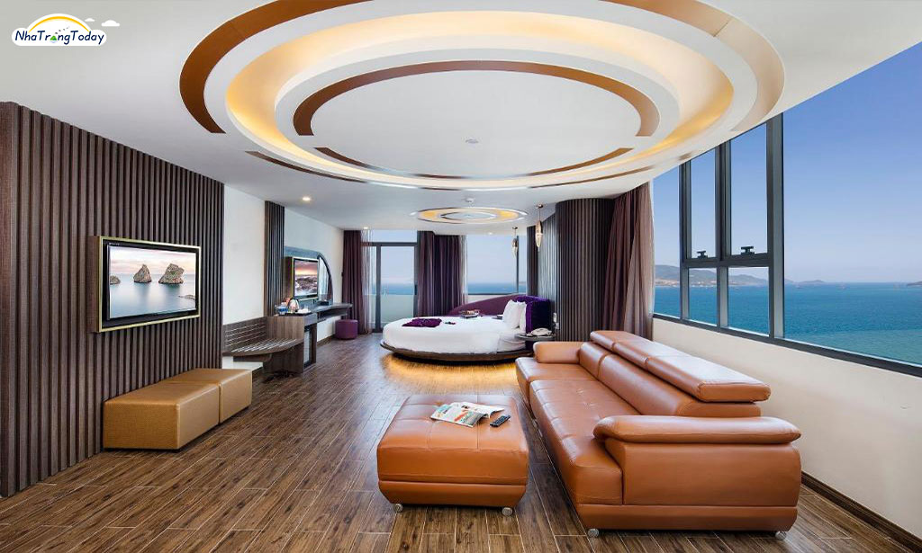 khach san V hotel - Junior Suite Sea View