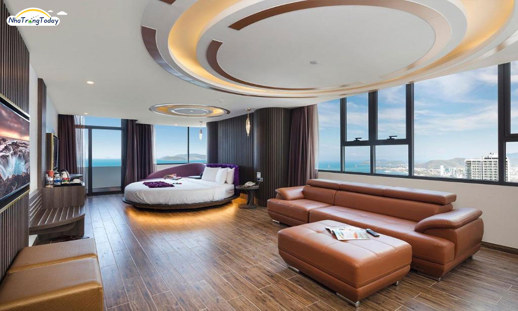 khach san V hotel - Executive Suite Sea View