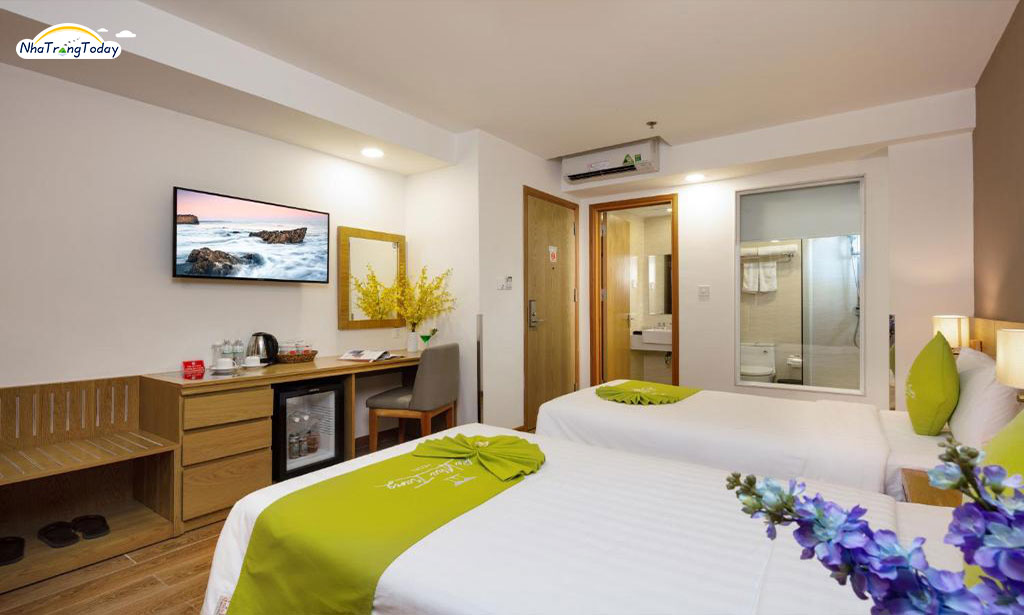 khach san Ale nha trang hotel - deluxe city room