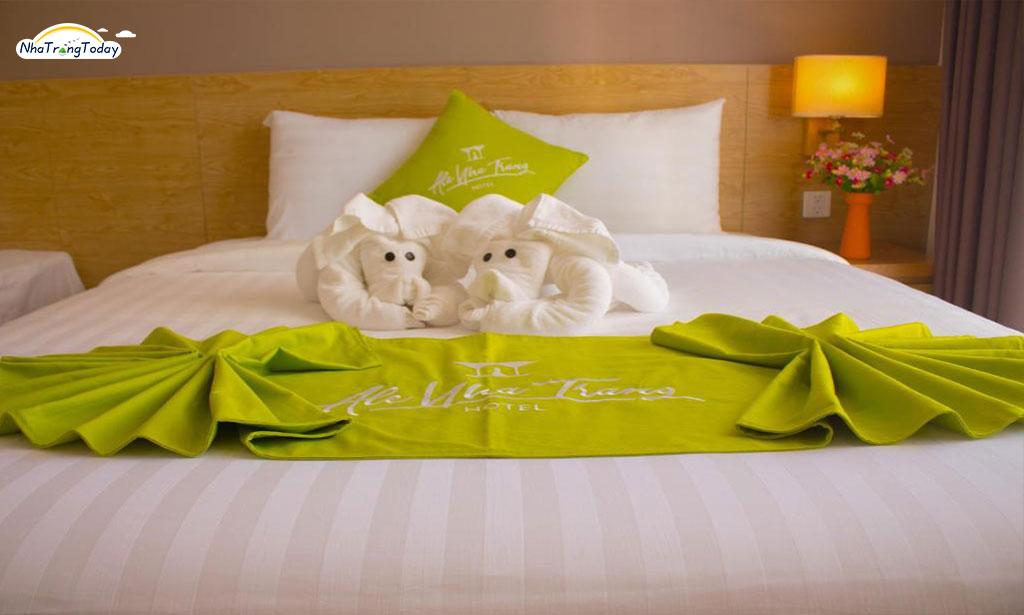 khach san Ale nha trang hotel - deluxe city room