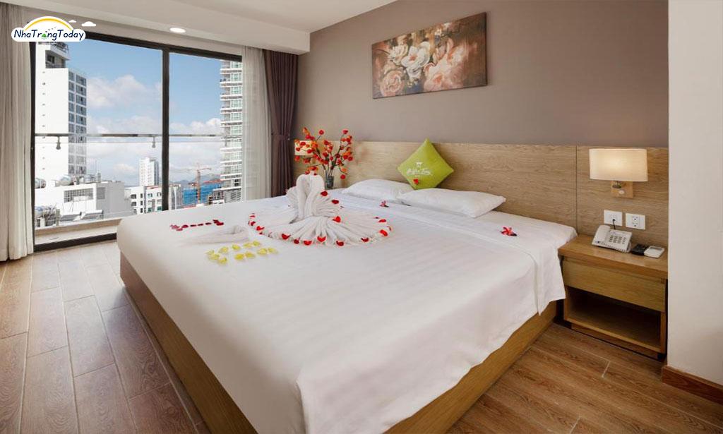khach san Ale nha trang hotel - executive room