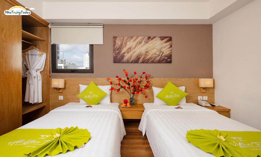 khach san Ale nha trang hotel - superior city room