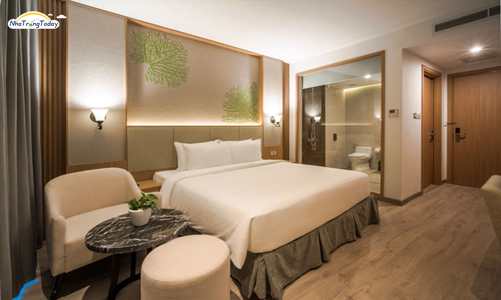 khach san Navada Beach Nha Trang hotel - Deluxe city room