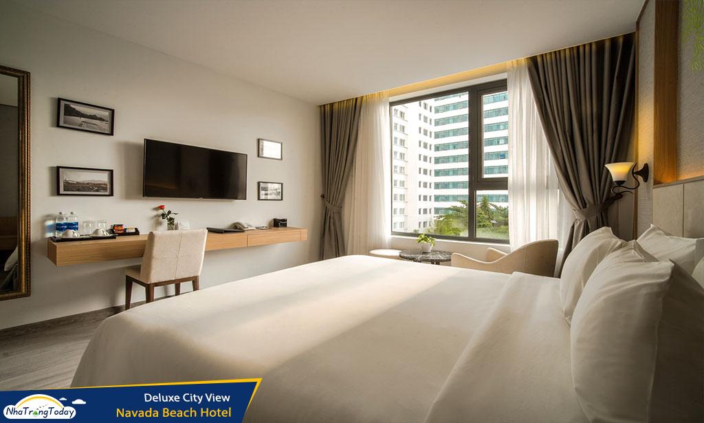 khach san  Navada Beach nha trang hotel - Deluxe city
