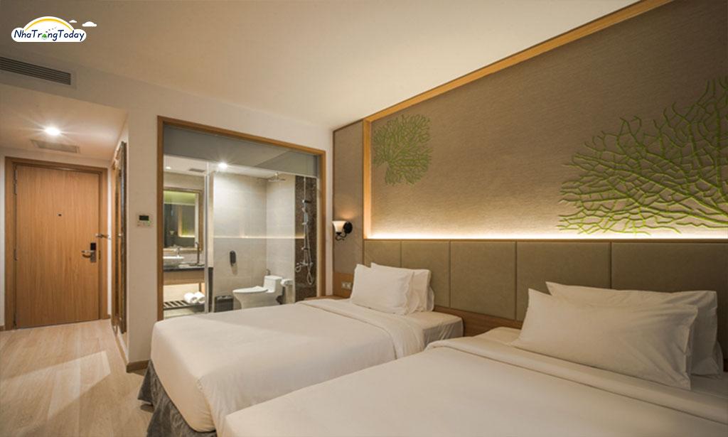 khach san  Navada Beach nha trang hotel -Deluxe ocean room