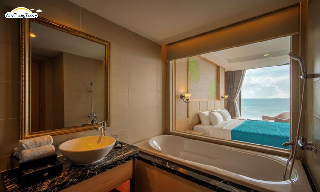 khach san Navada Beach Nha Trang hotel - premier room