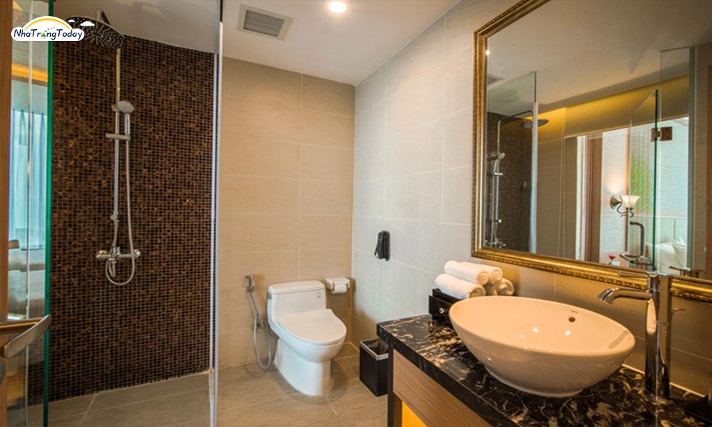 khach san  Navada Beach nha trang hotel -Senior deluxe room