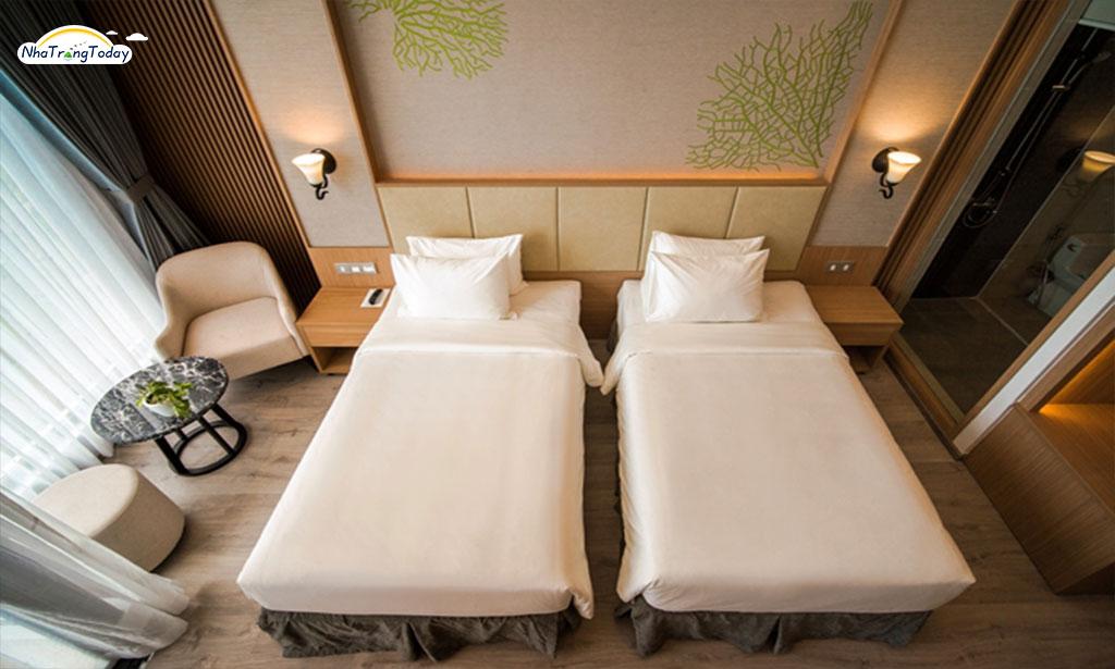 khach san Navada Beach Nha Trang hotel - Senior deluxe room