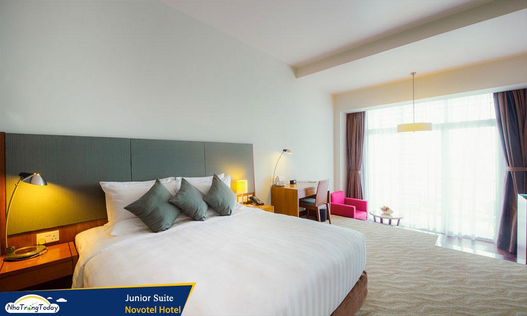 khach san novotel nha trang hotel - junior suite