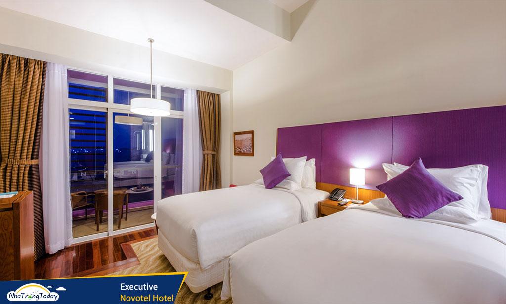 khach san novotel nha trang hotel - executive