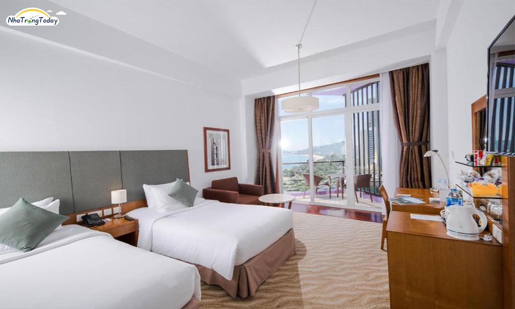 khach san novotel nha trang hotel - standard room