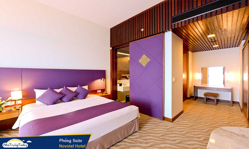 khach san novotel nha trang hotel - suite