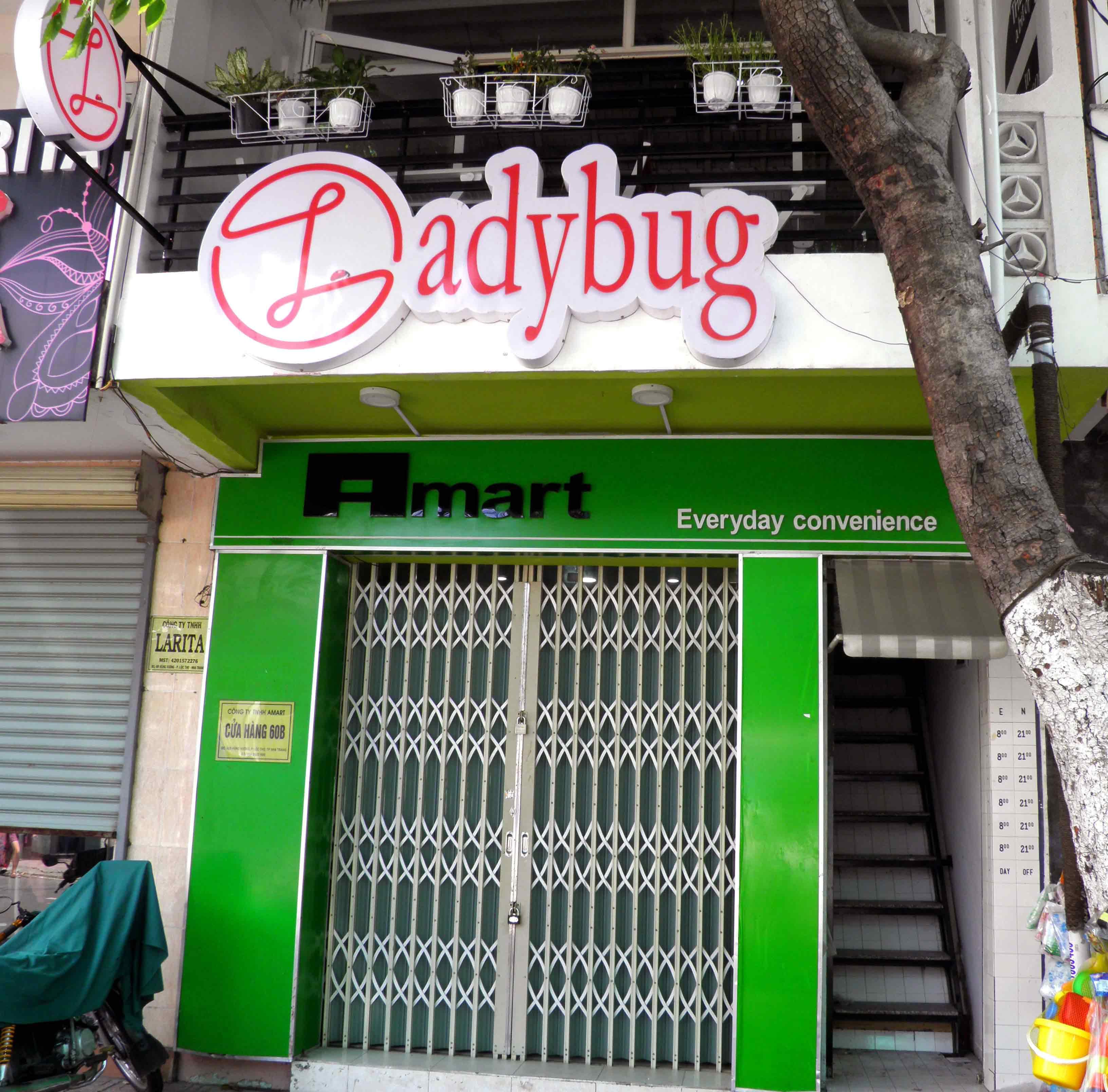 Ladybug Restaurant Nha Trang